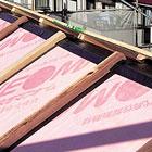屋根:超高性能断熱材66mm