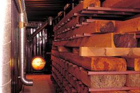 特許技術の木材乾燥(特許第3315963号)
