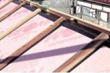 屋根 超高性能断熱材66mm